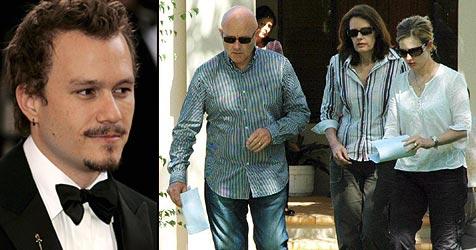 Heath Ledgers Familie streitet sich ums Erbe