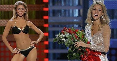 """19-Jährige aus Michigan zur """"Miss America"""" gekürt"""