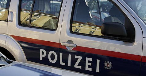 Falscher Polizist auf A22 im Einsatz (Bild: Klemens Groh)