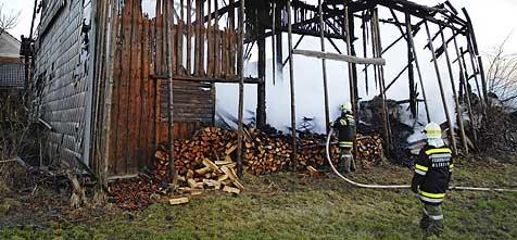 Feuerteufel halten Innviertel drei Jahre in Atem (Bild: Manfred Fesl)
