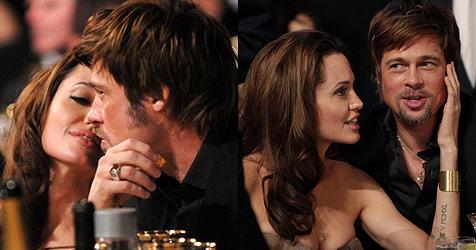 """Brad Pitt und Angelina """"sabotieren"""" SAG-Awards"""
