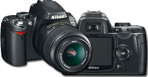 Digitale Spiegelreflexkamera für Einsteiger (Bild: Nikon)