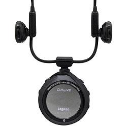 Bluetooth-Headset mit Lautsprecher von Logitec