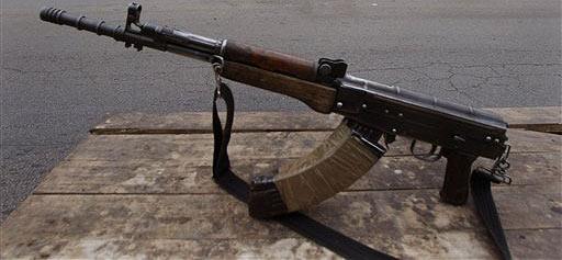 Sammler hortete mehr als 100 Schusswaffen