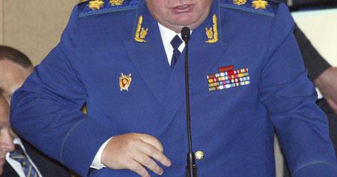 Aerobic-Programm für dicke russische Generäle