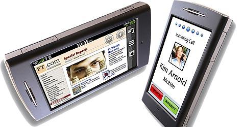 Garmin bringt Mobiltelefon auf den Markt (Bild: Garmin)
