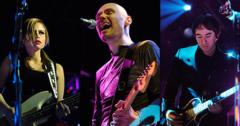 Smashing Pumpkins in Wien (Bild: Andreas Graf)