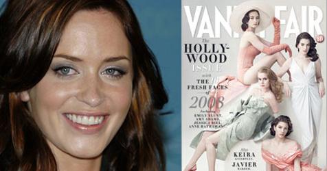 Diese Schauspielerinnen musst du dir merken (Bild: AP/Vanity Fair)