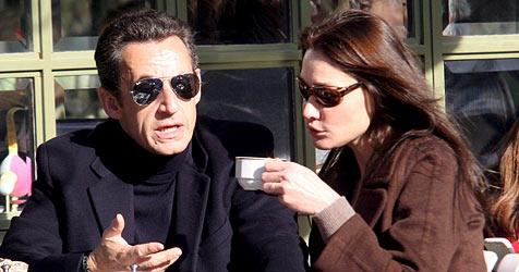 Sarkozy wollte knapp vor Hochzeit Cécilia zurück