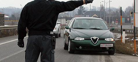 Strafgelder in die eigene Tasche kassiert (Bild: Peter Tomschi)