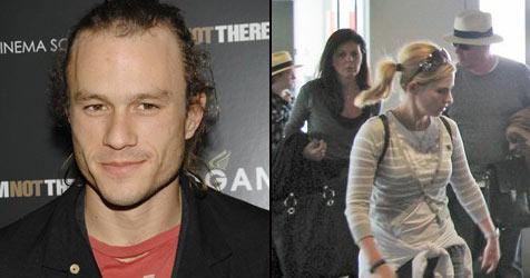 Heath Ledger starb an einer Überdosis