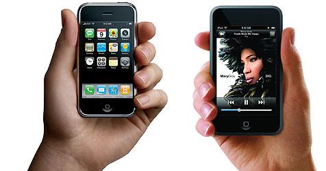 Mehr Speicher für iPhone und iPod touch (Bild: Apple)