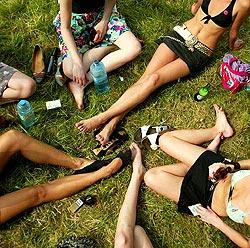 Russinnen nehmen für lange Beine Qualen in Kauf