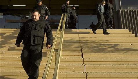 Stadt zahlt Polizisten Prämie fürs Abspecken