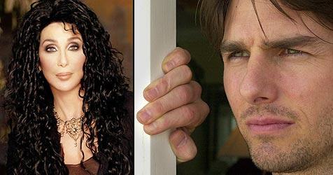 Tom Cruise und Cher waren ein Paar!