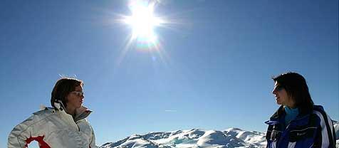Wintertourismus sieht Krise als Chance (Bild: Hörmandinger)