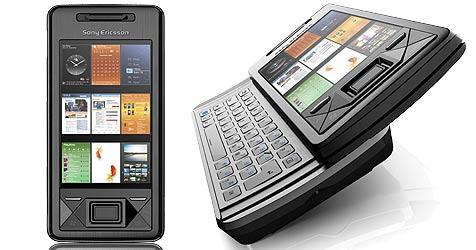 Sony Ericsson bringt iPhone-Konkurrent (Bild: Sony Ericsson)