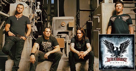 "Alter Bridge: ""Blackbird"""