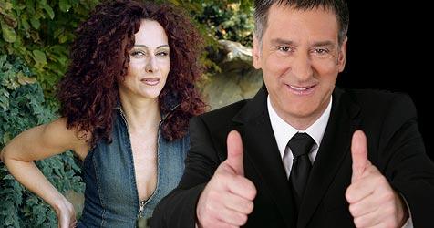 """Immel und Ex-""""Mausi"""" uneinig über ihre """"Liebe"""" (Bild: AP, RTL/Menne)"""