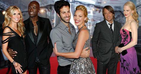 Das sind die glücklichsten Paare Hollywoods
