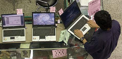 Acer springt auf Trend zu Billig-Notebooks auf