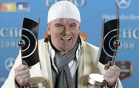 DJ Ötzi räumt zwei Echos ab