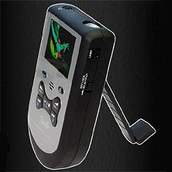 Der erste MP3- und Video-Player zum Kurbeln (Bild: ecomediaplayer.com)