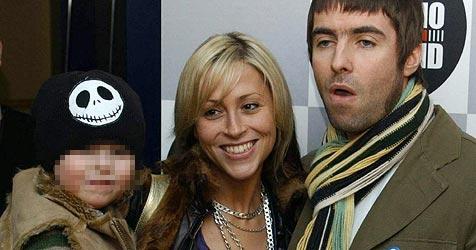 Liam Gallagher hat zum zweiten Mal geheiratet
