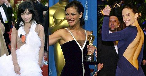 Die Mode-Tops und -Flops der Oscars