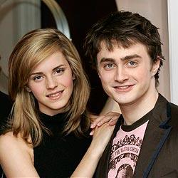 """""""Harry Potter"""" und """"Hermine"""" auf heimlichem Date"""