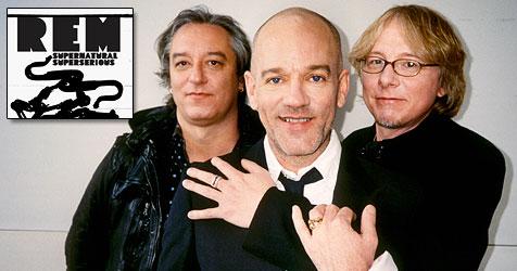 R.E.M. geben Vollgas - am Handy und in Salzburg!