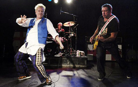 Sex Pistols und Co. rocken heuer in Nickelsdorf