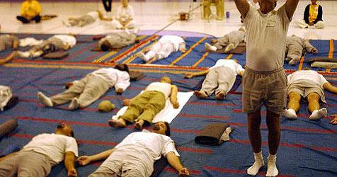 Yoga-Verbot in norwegischem Gefängnis