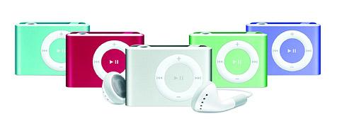 iPod shuffle mit zwei Gigabyte, Preise gesenkt