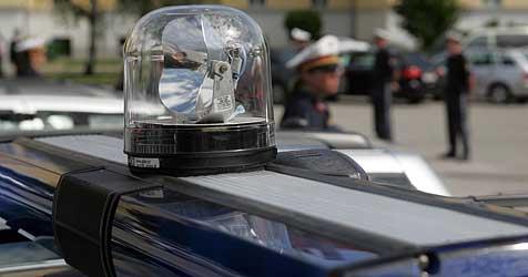 Autoknacker versuchte Zivilstreife zu plündern (Bild: Andi Schiel)