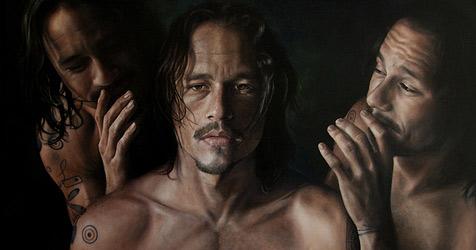 Heath Ledgers letztes Porträt (Bild: Vincent Fantauzzo)