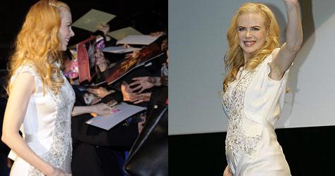 Nicole Kidman zeigt ihren Babybauch