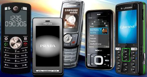 Nokia bis LG: Was dein Handy über dich verrät