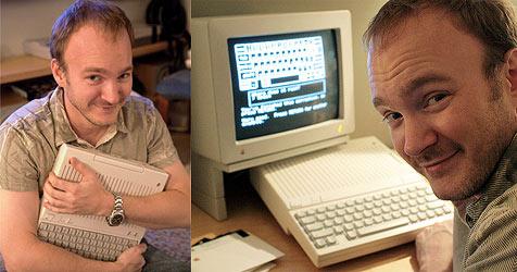 Amerikaner ersteigert Apple IIc für 2.600 Dollar