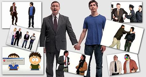 """Die kultigsten """"Mac vs. PC""""-Parodien im Internet"""