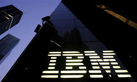 IBM schloss das Jahr mit Rekordquartal ab