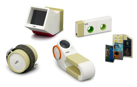 Neue Ideen aus dem Designstudio von Sony