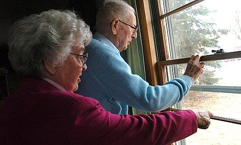 US-Ehepaar feierte seinen 83. Hochzeitstag