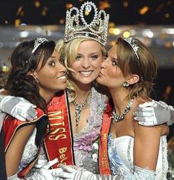 Die Miss Belgien ist ihren Führerschein los