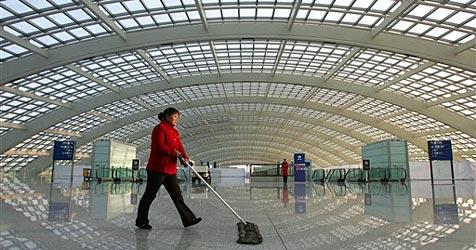 Weltgrößter Terminal in Peking eröffnet