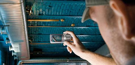 Notrufe in New York per Handykamera möglich (Bild: Nokia)