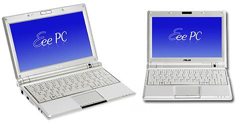 Asus stellt Nachfolgermodell des Eee PC vor (Bild: Asus)