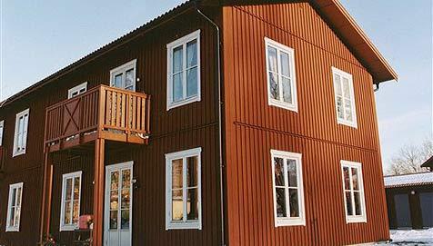 In Schweden eröffnet die erste FKK-Pension
