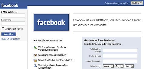 Schweizerin wegen Facebook-Besuch entlassen