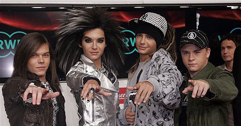 Mitglieder von Tokio Hotel von Stalkern bedroht